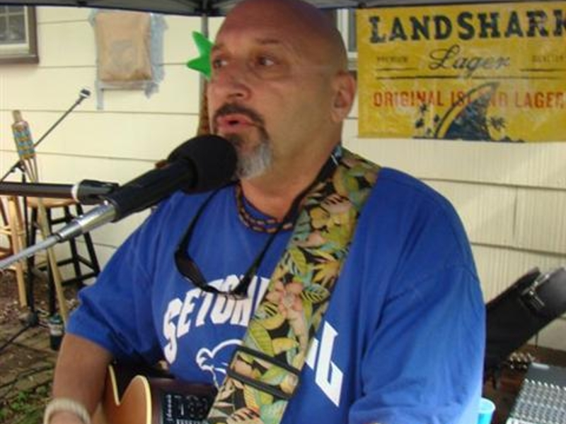 LBI Live Music Entertainer - Gary Phillips